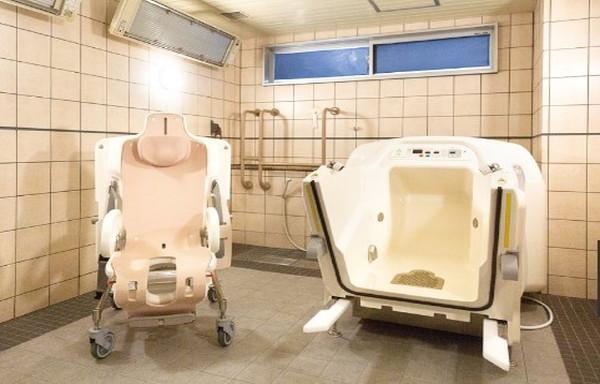 フェリオ多摩川(介護付有料老人ホーム)の画像(23)機械浴室