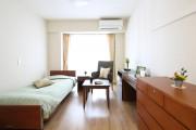 まどか川口芝(介護付有料老人ホーム(一般型特定施設入居者生活介護))の画像(2)1F 居室イメージ