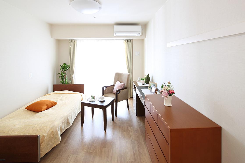 まどか川口芝(介護付有料老人ホーム(一般型特定施設入居者生活介護))の画像(3)3F 居室イメージ