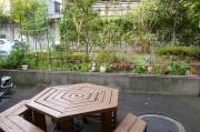 くらら大田中央(介護付有料老人ホーム(一般型特定施設入居者生活介護))の画像(9)1F 中庭