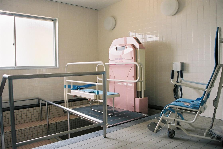 くらら大田中央(介護付有料老人ホーム(一般型特定施設入居者生活介護))の画像(8)1F 浴室