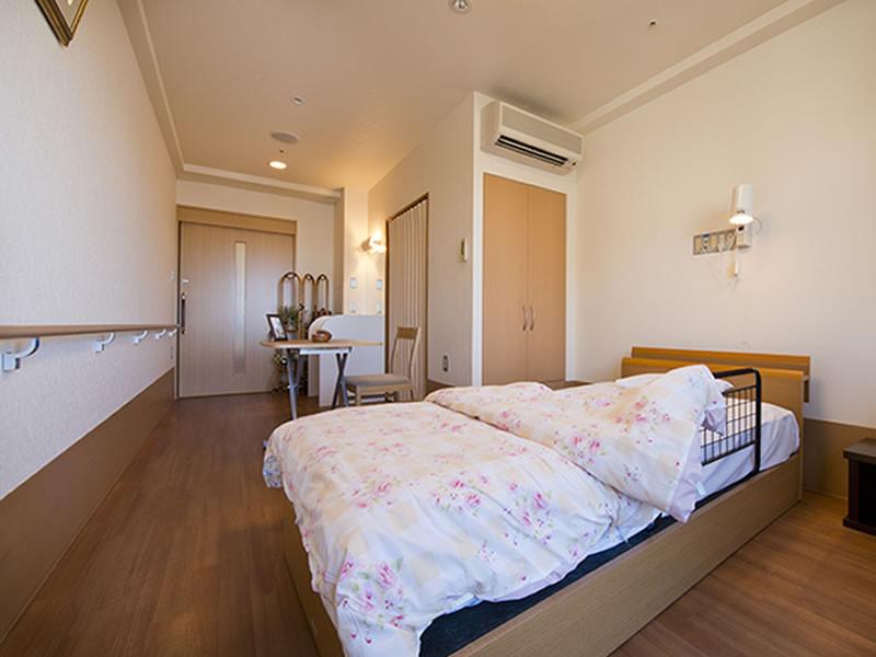 ハートランド川口明生苑(介護付有料老人ホーム)の画像(4)居室