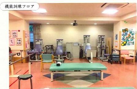 ハートランド川口明生苑(介護付有料老人ホーム)の画像(7)リハビリ室