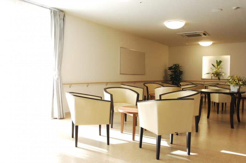 ヒューマンライフケア鳩ヶ谷の郷(介護付有料老人ホーム(一般型特定施設入居者生活介護))の画像(8)多目的ホール