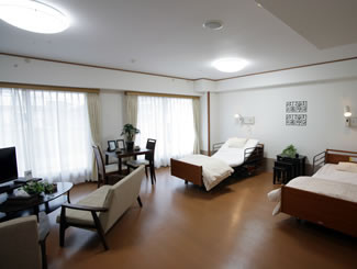 グランヴィ川口(介護付有料老人ホーム)の画像(9)ご夫婦部屋