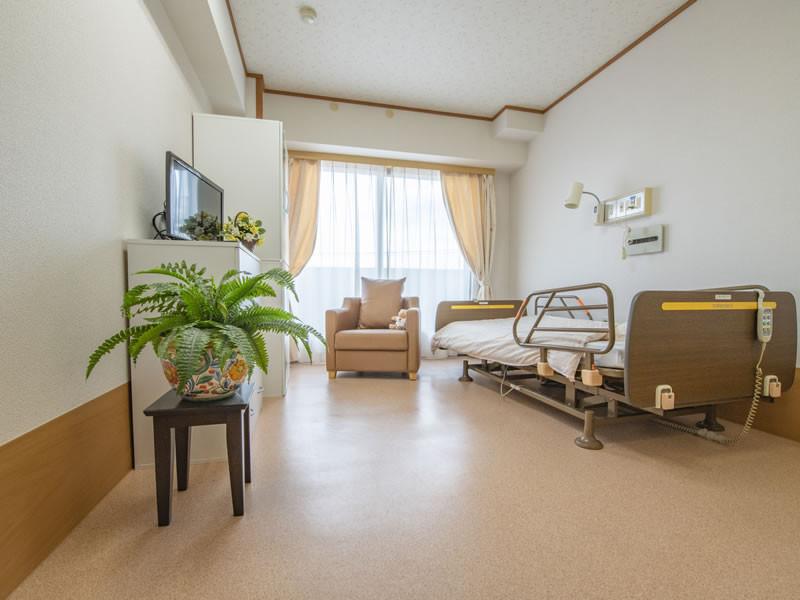 グランヴィ川口(介護付有料老人ホーム)の画像(7)個室