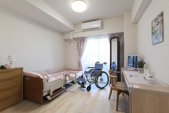 グレイプスウィズ大森西(サービス付き高齢者向け住宅/介護付有料老人ホーム(一般型特定施設入居者生活介護))の画像(4)