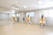 アリア代々木上原(介護付有料老人ホーム(一般型特定施設入居者生活介護))の画像(9)B1F 機能訓練室