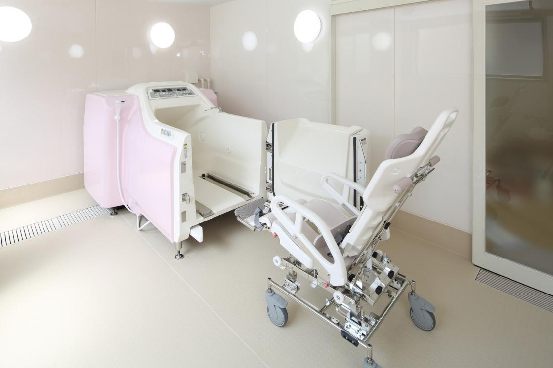 リハビリホームまどか戸田(介護付有料老人ホーム(一般型特定施設入居者生活介護))の画像(8)1F 浴室