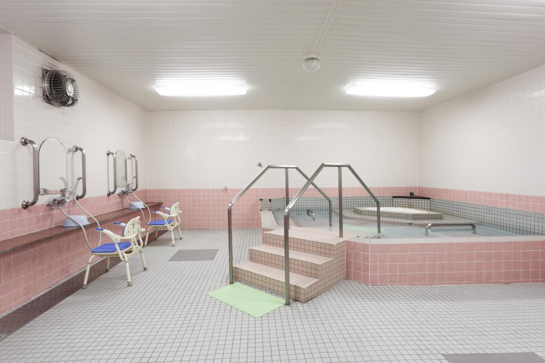 ボンセジュール花見川(介護付有料老人ホーム(一般型特定施設入居者生活介護))の画像(5)1F 浴室