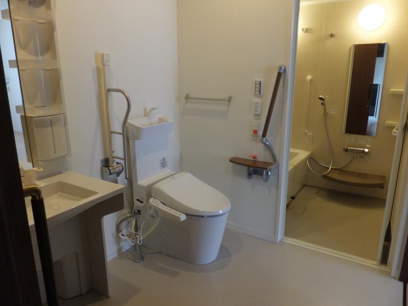 グランパーシモン(サービス付き高齢者向け住宅)の画像(5)