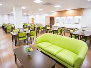 福寿かわさき多摩(住宅型有料老人ホーム)の画像(4)食堂