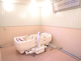 福寿かわさき多摩(住宅型有料老人ホーム)の画像(3)機械浴室