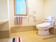 シルバーライフはなみずき(介護付有料老人ホーム)の画像(8)トイレ
