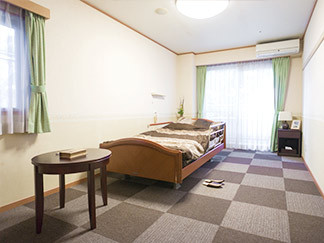 シルバーライフはなみずき(介護付有料老人ホーム)の画像(5)個室1人部屋