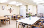 花珠の家おおもり(介護付有料老人ホーム)の画像(2)食堂兼くつろぎホール