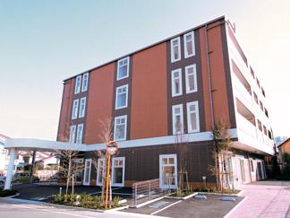 サービス付き高齢者向け住宅 リハビリふくや高津館の画像(1)