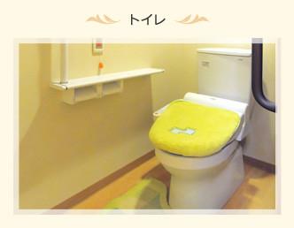 イルミーナみどり(サービス付き高齢者向け住宅)の画像(6)トイレ
