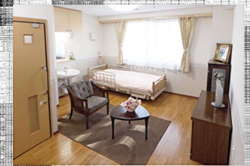 ヒューマンサポート東松山(介護付有料老人ホーム)の画像(4)居室