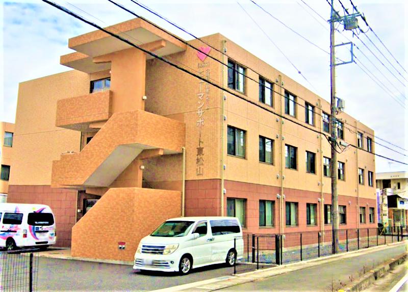 ヒューマンサポート東松山(介護付有料老人ホーム)の画像(1)外観