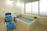 グランダ哲学堂公園(介護付有料老人ホーム(一般型特定施設入居者生活介護))の画像(7)1F 浴室