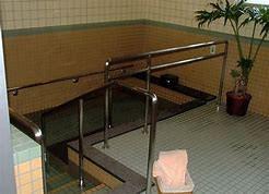 介護付有料老人ホーム ル・レーヴ花見川(介護付有料老人ホーム)の画像(5)一般浴室