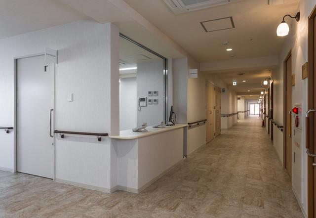 レジデンス足立島根(サービス付き高齢者向け住宅)の画像(14)スタッフルーム