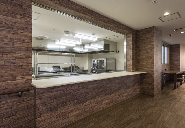 レジデンス足立島根(サービス付き高齢者向け住宅)の画像(16)厨房