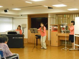 グランヴィ神楽坂(介護付有料老人ホーム)の画像(14)イベント