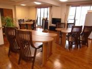 ロイヤルレジデンス鵠沼(住宅型有料老人ホーム)の画像(2)食堂