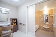 ディーフェスタ川口芝高木(サービス付き高齢者向け住宅)の画像(27)1共有の浴室