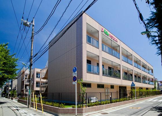 ディーフェスタ川口芝高木(サービス付き高齢者向け住宅)の画像(2)外観
