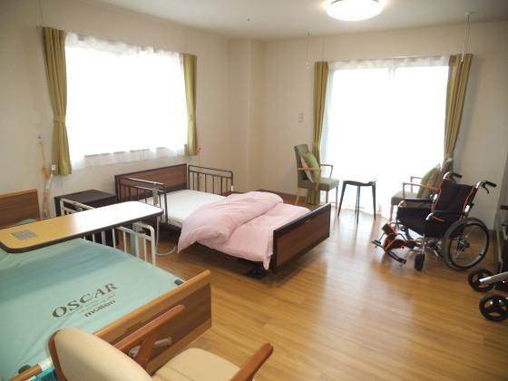 ディーフェスタ川口芝高木(サービス付き高齢者向け住宅)の画像(19)1Rタイプ