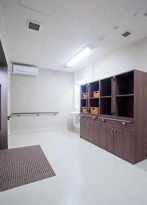 ディーフェスタ川口芝高木(サービス付き高齢者向け住宅)の画像(28)脱衣所
