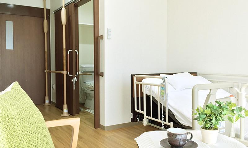 ディーフェスタ川口芝高木(サービス付き高齢者向け住宅)の画像(14)1Rタイプ