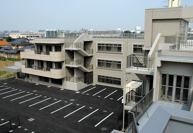 めいと新座志木2号館(住宅型有料老人ホーム)の画像(1)