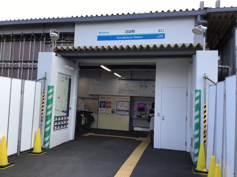 チャームスイート新井薬師さくらの森(介護付有料老人ホーム)の画像(16)沼袋駅