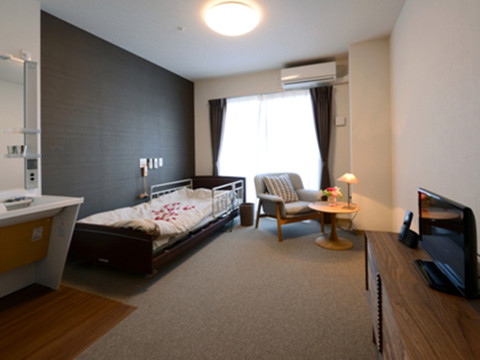 チャームスイート新井薬師さくらの森弐番館(介護付有料老人ホーム)の画像(2)居室