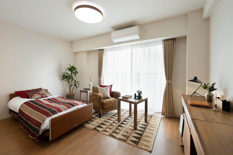 グランダ桜新町(住宅型有料老人ホーム)の画像(2)A2タイプ居室