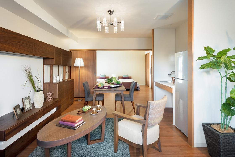 グランダ桜新町(住宅型有料老人ホーム)の画像(3)B2タイプ居室