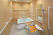 メディカルホームグランダ逗子(介護付有料老人ホーム(一般型特定施設入居者生活介護))の画像(8)浴室