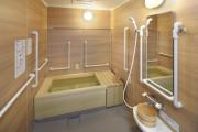 メディカルホームグランダ逗子(介護付有料老人ホーム(一般型特定施設入居者生活介護))の画像(9)3F 浴室