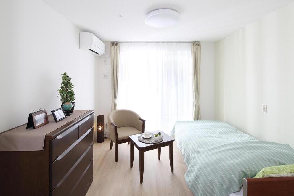 メディカルホームグランダ逗子(介護付有料老人ホーム(一般型特定施設入居者生活介護))の画像(2)居室イメージ