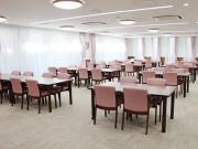 グッドタイムナーシングホーム・東糀谷(介護付有料老人ホーム)の画像(2)食堂兼機能訓練室
