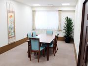 グッドタイムナーシングホーム・東糀谷(介護付有料老人ホーム)の画像(3)相談室兼応接室