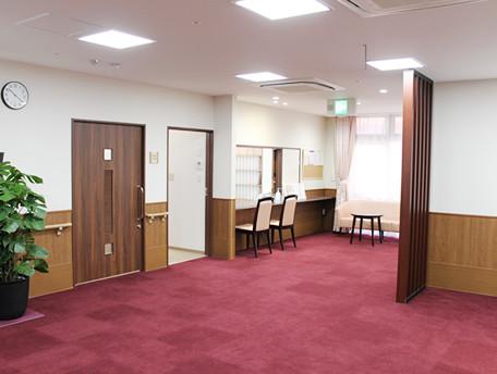 グッドタイムナーシングホーム・東糀谷(介護付有料老人ホーム)の画像(6)エントランスホール