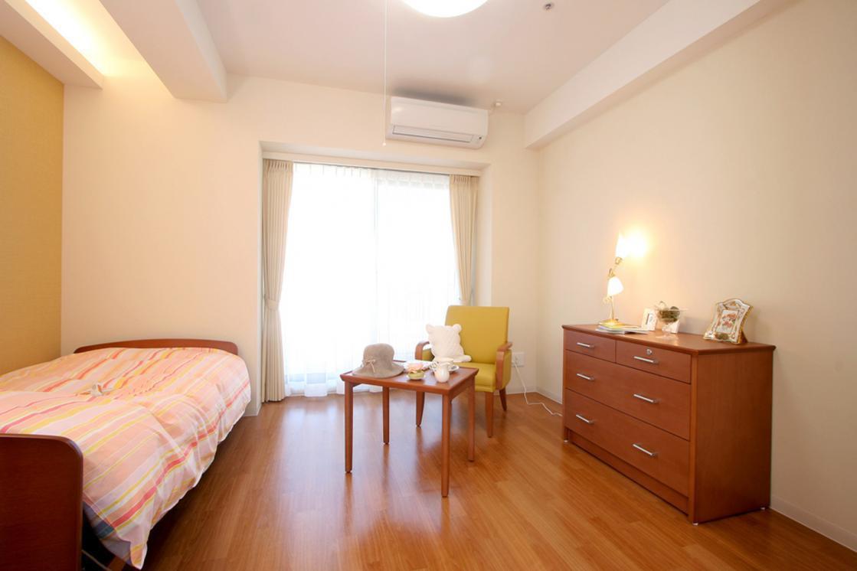 アリア哲学堂(介護付有料老人ホーム(一般型特定施設入居者生活介護))の画像(2)2F 居室イメージ