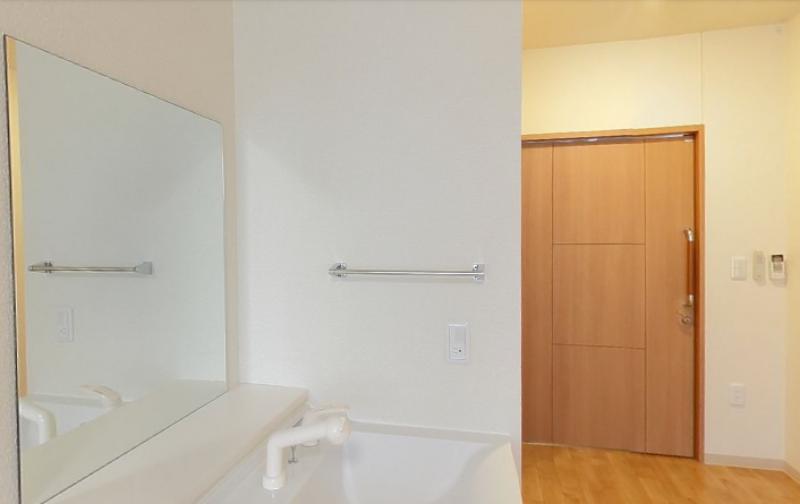 イリーゼ川越(介護付有料老人ホーム)の画像(7)居室洗面台