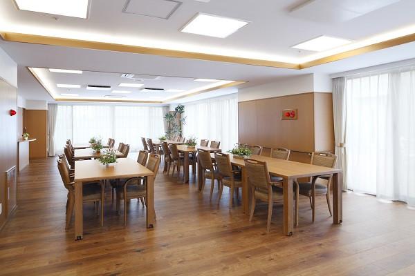ニチイホーム昭島昭和の森(介護付有料老人ホーム(一般型特定施設入居者生活介護))の画像(4)