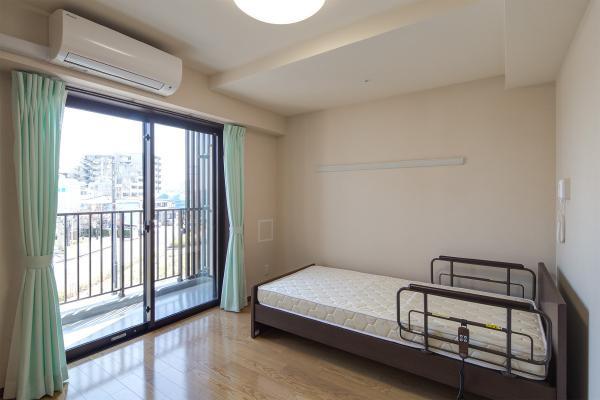 ラウンジヒル湘南台(サービス付き高齢者向け住宅)の画像(8)使い勝手の良い居室